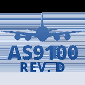 AS 9100 Rev D