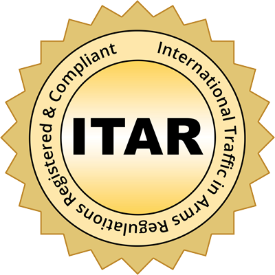 International Traffic in Arms Regulations   Registered and Compliant